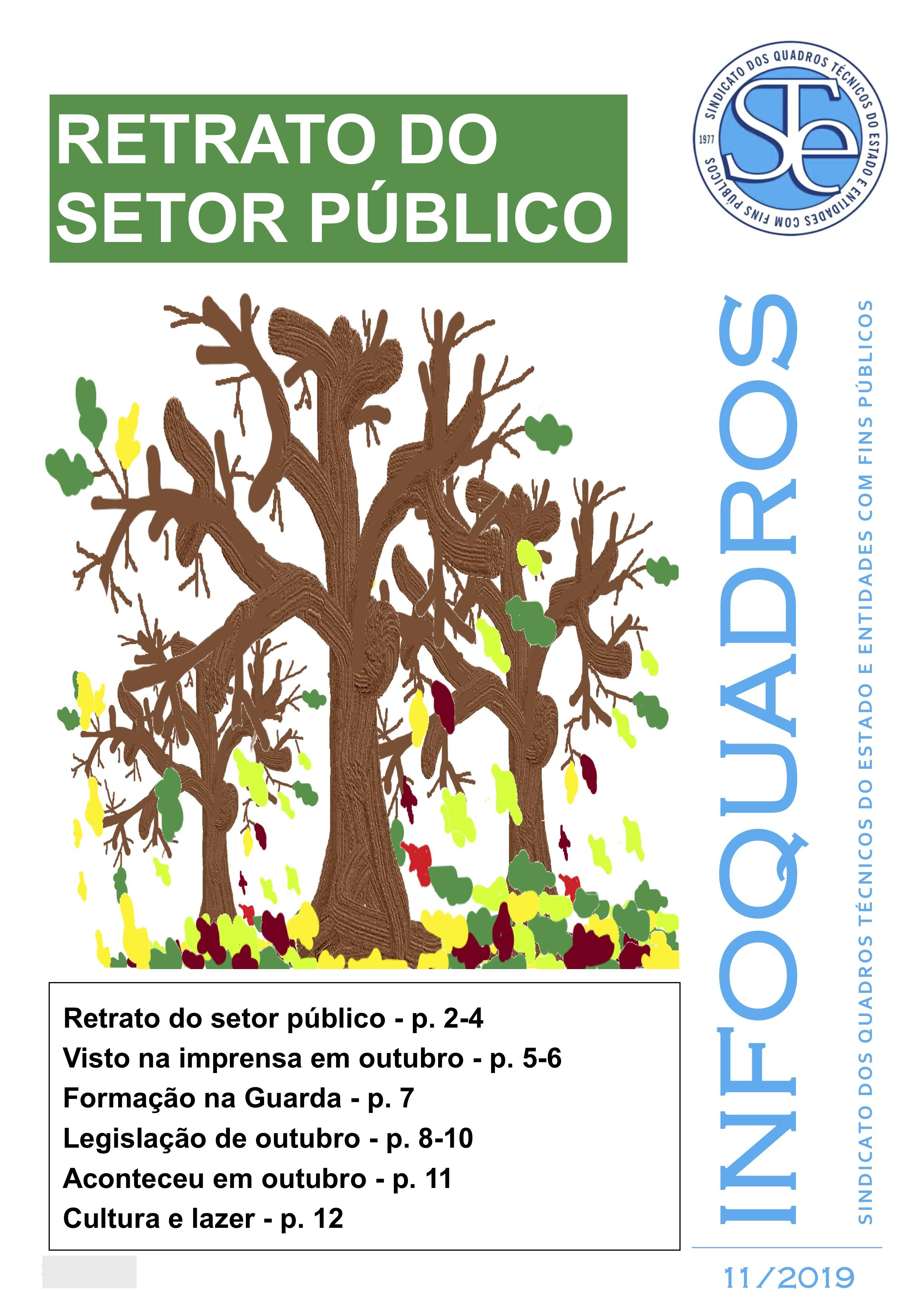 InfoQuadros Novembro 2019