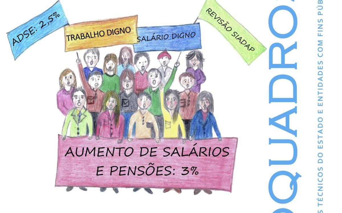 InfoQuadros de Janeiro de 2020
