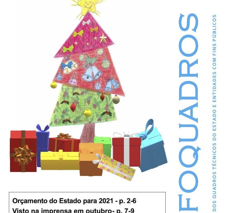 InfoQuadros de Dezembro de 2020