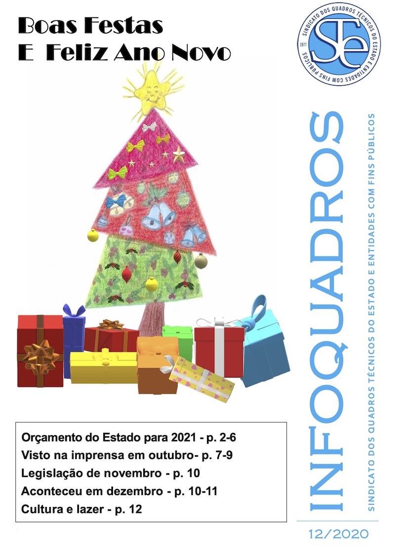 InfoQuadros Dezembro 2020