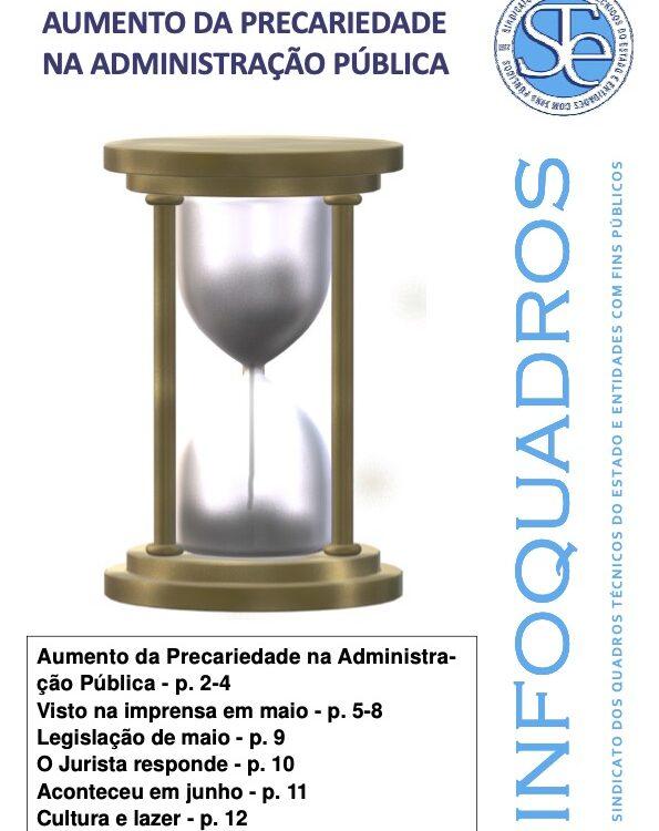 InforQuadros de Junho de 2021
