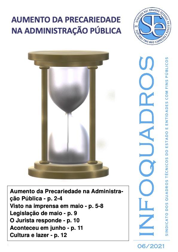 InfoQuadros Junho 2021